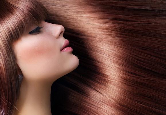 красивая кожа и волосы
