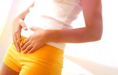 Менструальный цикл и прыщи на попе