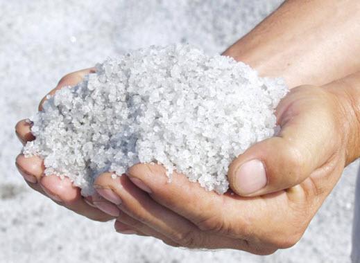 Морская соль для лица
