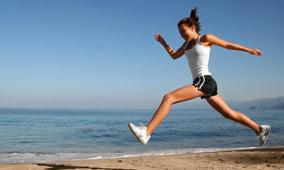 Спорт и прыщи