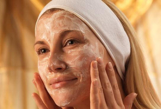 Умываем лицо
