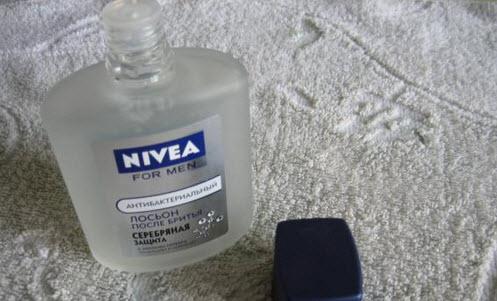 гель после бритья