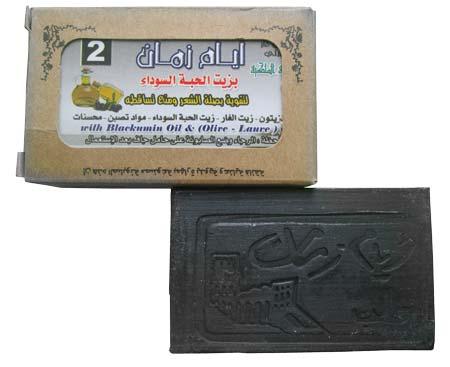 эффект арабского мыла