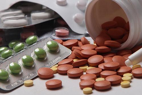 Коробки от таблеток