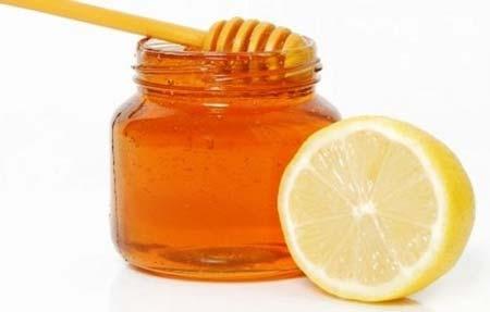 мед от прыщей на лице